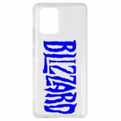 Чохол для Samsung S10 Blizzard Logo