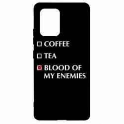 Чохол для Samsung S10 Blood of my enemies