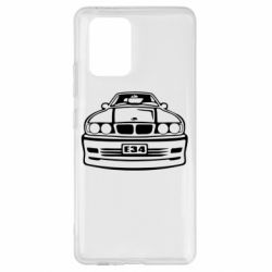 Чехол для Samsung S10 Lite BMW E34
