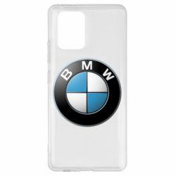 Чехол для Samsung S10 Lite BMW Logo 3D