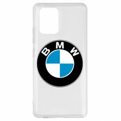 Чехол для Samsung S10 Lite BMW Small