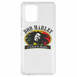 Чехол для Samsung S10 Lite Bob Marley A Tribute To Freedom