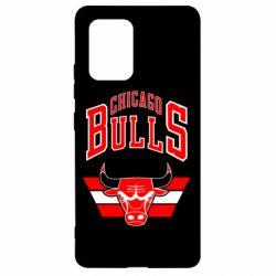 Чохол для Samsung S10 Великий логотип Chicago Bulls