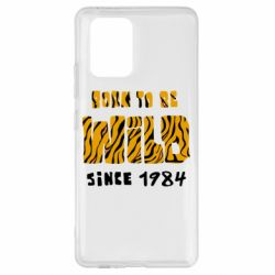Чохол для Samsung S10 Born to be wild sinse 1984
