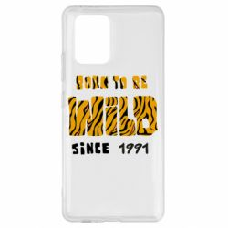 Чохол для Samsung S10 Born to be wild sinse 1991