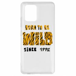 Чохол для Samsung S10 Born to be wild sinse 1992