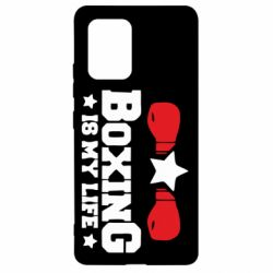 Чохол для Samsung S10 Boxing is my life