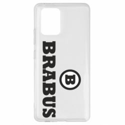 Чехол для Samsung S10 Lite Brabus