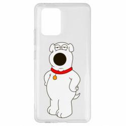 Чехол для Samsung S10 Lite Брайан Гриффин