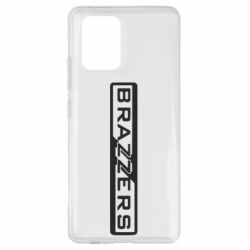 Чехол для Samsung S10 Lite Brazzers Logo