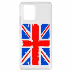 Чехол для Samsung S10 Lite Британский флаг