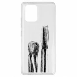 Чохол для Samsung S10 Brushes