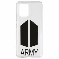 Чохол для Samsung S10 Bts army
