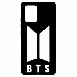 Чехол для Samsung S10 Lite BTS logotype