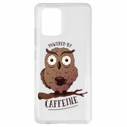 Чохол для Samsung S10 Caffeine Owl