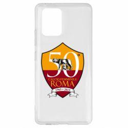 Чохол для Samsung S10 Calcio Femminile Roma