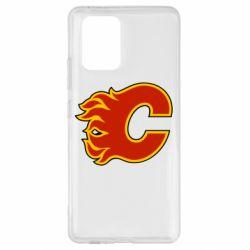 Чехол для Samsung S10 Lite Calgary Flames