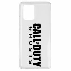 Чохол для Samsung S10 Call of duty ghosts