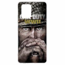 Чехол для Samsung S10 Lite Call of Duty WWII