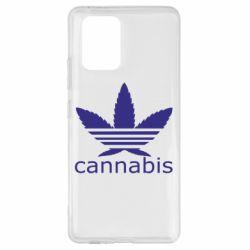 Чохол для Samsung S10 Cannabis