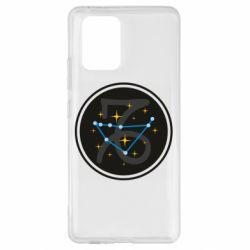 Чехол для Samsung S10 Lite Capricorn constellation