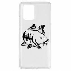 Чохол для Samsung S10 Catfish