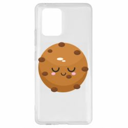 Чехол для Samsung S10 Lite Chocolate Cookies
