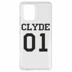 Чехол для Samsung S10 Lite Clyde 01