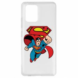 Чохол для Samsung S10 Comics Superman