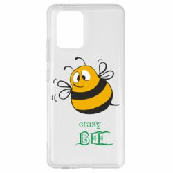 Чехол для Samsung S10 Lite Crazy Bee