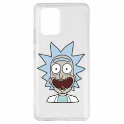 Чехол для Samsung S10 Lite Crazy Rick