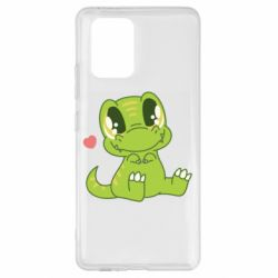 Чохол для Samsung S10 Cute dinosaur