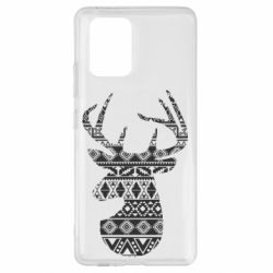 Чохол для Samsung S10 Deer from the patterns