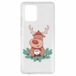 Чехол для Samsung S10 Lite Deer tea party