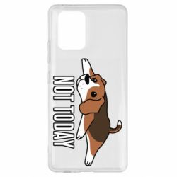 Чехол для Samsung S10 Lite Dog not today