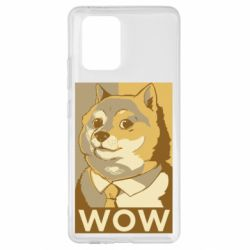 Чохол для Samsung S10 Doge wow meme