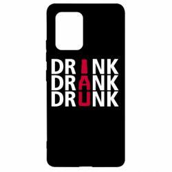 Чехол для Samsung S10 Lite Drink Drank Drunk