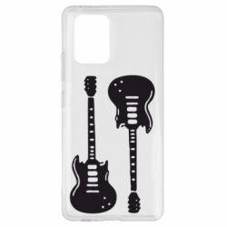 Чохол для Samsung S10 Дві гітари