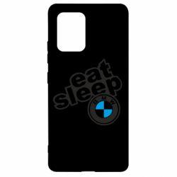 Чохол для Samsung S10 Eat, sleep, BMW