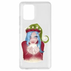 Чехол для Samsung S10 Lite Elf girl