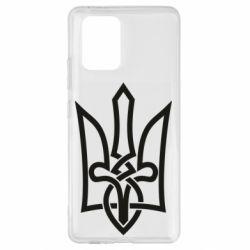Чехол для Samsung S10 Lite Emblem 22