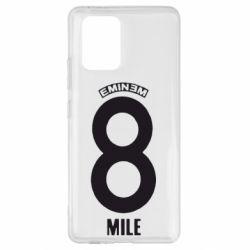 Чехол для Samsung S10 Lite Eminem 8 mile