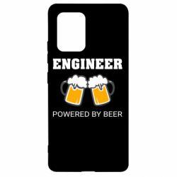 Чохол для Samsung S10 Lite Engineer Powered By Beer