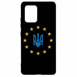 Чехол для Samsung S10 Lite ЕвроУкраїна
