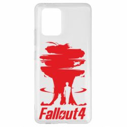 Чехол для Samsung S10 Lite Fallout 4 Art