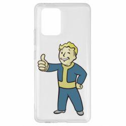 Чехол для Samsung S10 Lite Fallout Boy