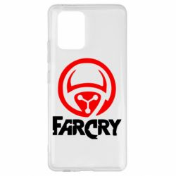 Чехол для Samsung S10 Lite FarCry LOgo