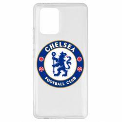 Чехол для Samsung S10 Lite FC Chelsea