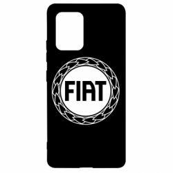Чохол для Samsung S10 Fiat logo