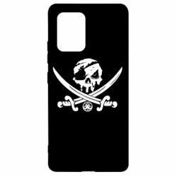 Чохол для Samsung S10 Flag pirate